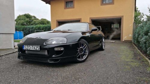 Toyota Supra MK IV Turbo, Targa, Manual, LHD, 510hp/600nm