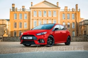 Ford Focus RS Red Special Edition