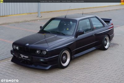 BMW M3 Evolution II E30