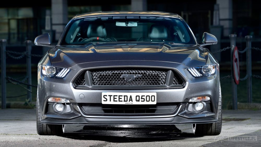 Nowy Mustang Q500 Enforder by Steeda