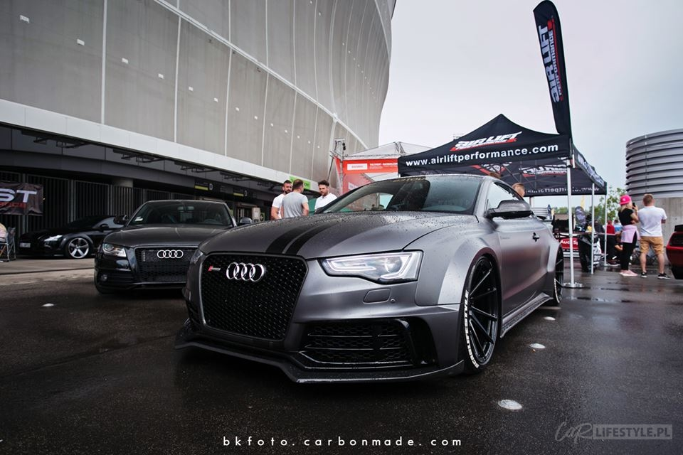 RaceISM 2017 - Audi S5 by SR66 Design