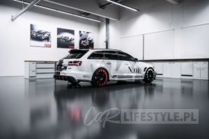 "Audi RS6+ ""Project Phoenix"" by Jon Olsson & ABT Sportsline"