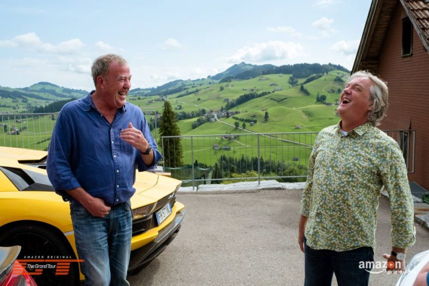 The Grand Tour – czyżby to koniec?