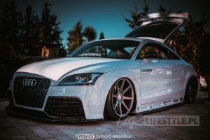 Audi TT 8J Little Monster TT