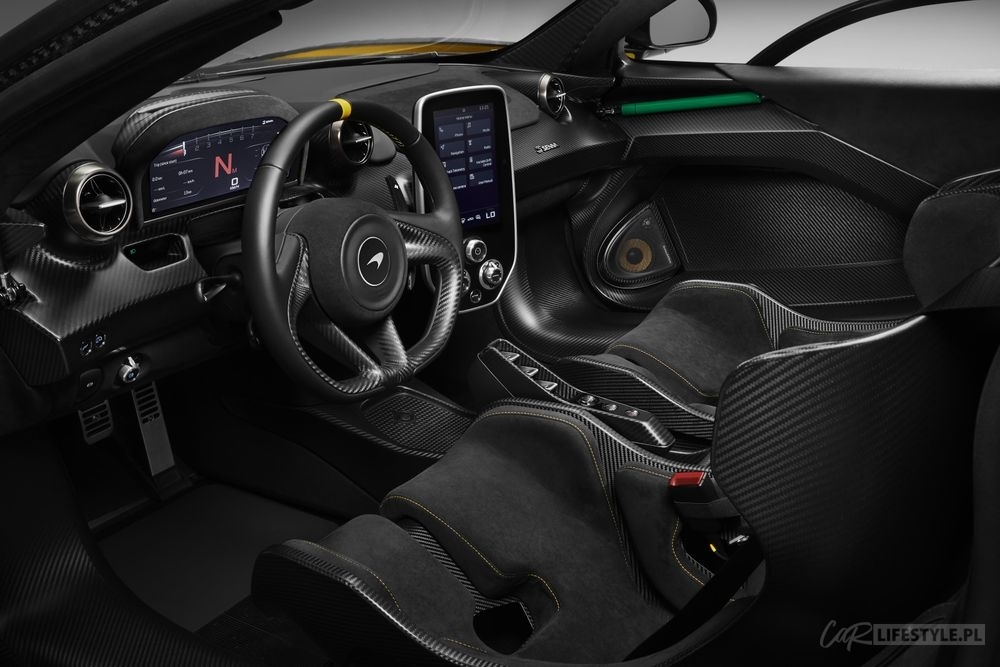 McLaren Senna full carbon theme by MSO