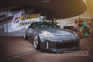 Nissan 350z Z33 Sumo Project by Kaniowy / photo by: Karina Deziderieva