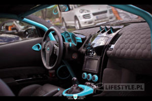 Custom interior / 350Z by Kaniowy
