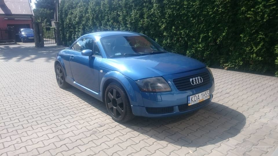 Audi TT 8N BarberTT Project by Kluza