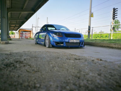 Audi TT 8N #BarberProject by Kluza