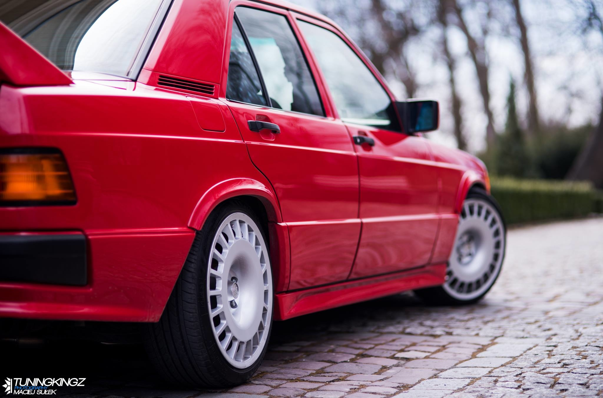 Mercedes 190E by Show