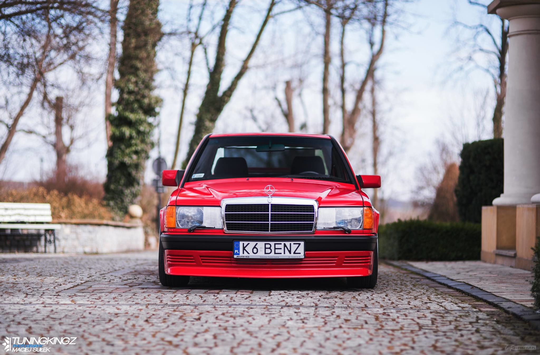 Mercedes-Benz 190E by Show