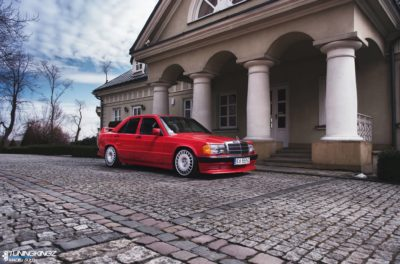 Mercedes-Benz 190E (W201) by Show