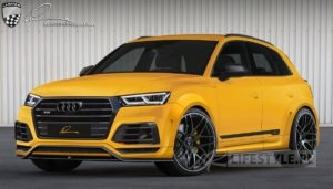 Audi SQ5 CLR 5S by Lumma Design