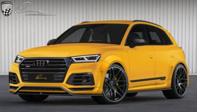 "Nowe Audi SQ5 ""CLR 5S"" by Lumma Design"