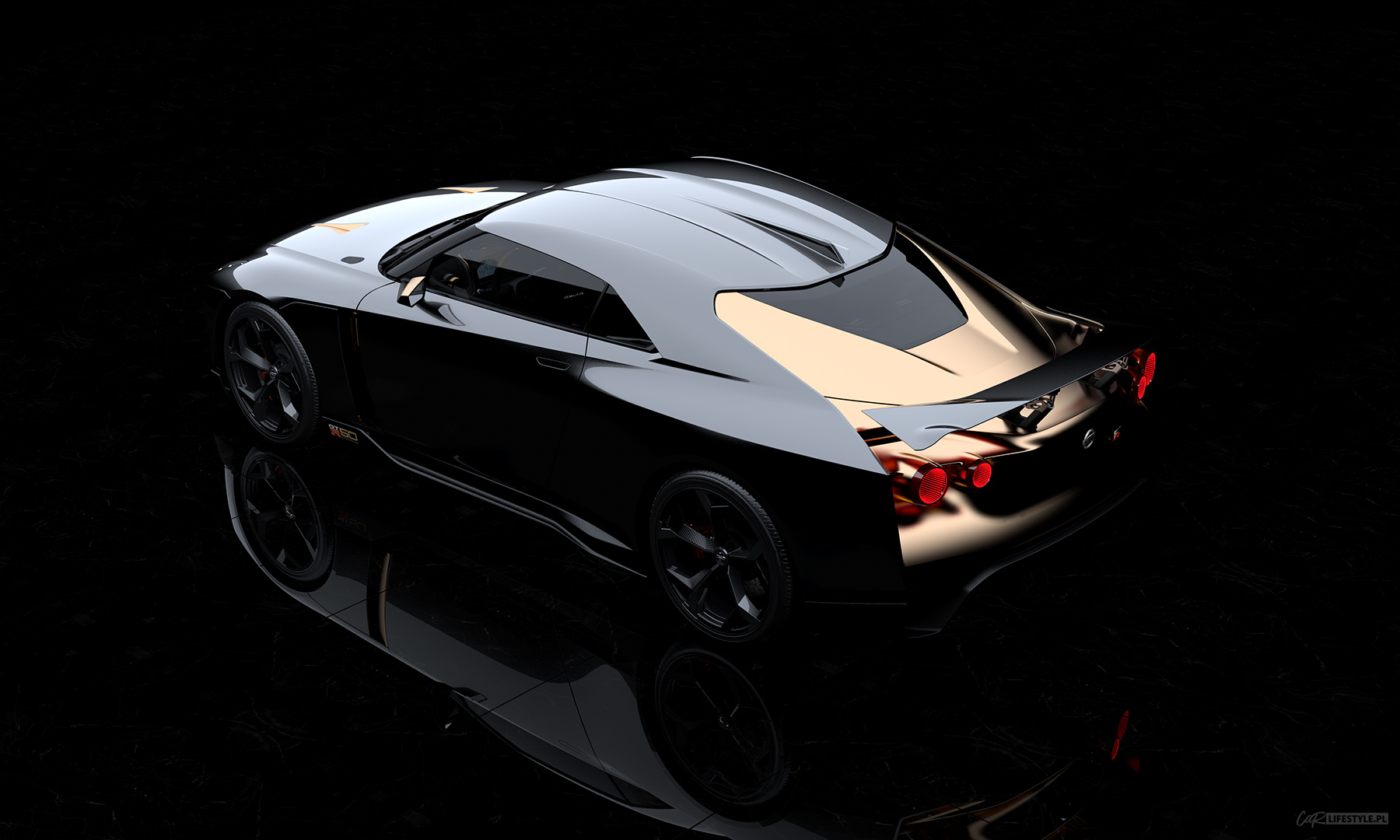 Nissan GT R-50 by Italdesign