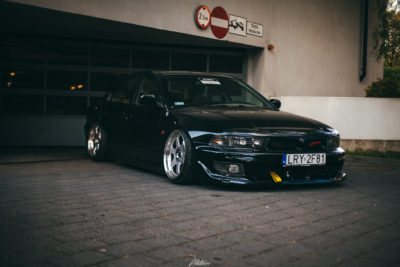 "Mitsubishi ""Financial Mistake"" Galant by Lasek"
