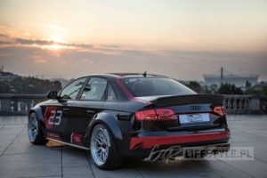 Audi A4 B8 DTM Widebody Carbon fiber project by Solskyy