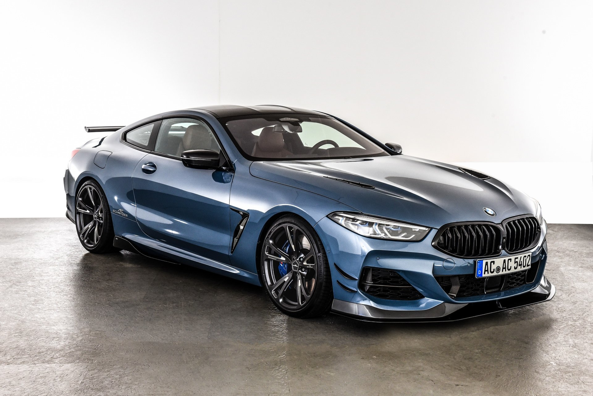 BMW 8 series coupe od AC Schnitzer