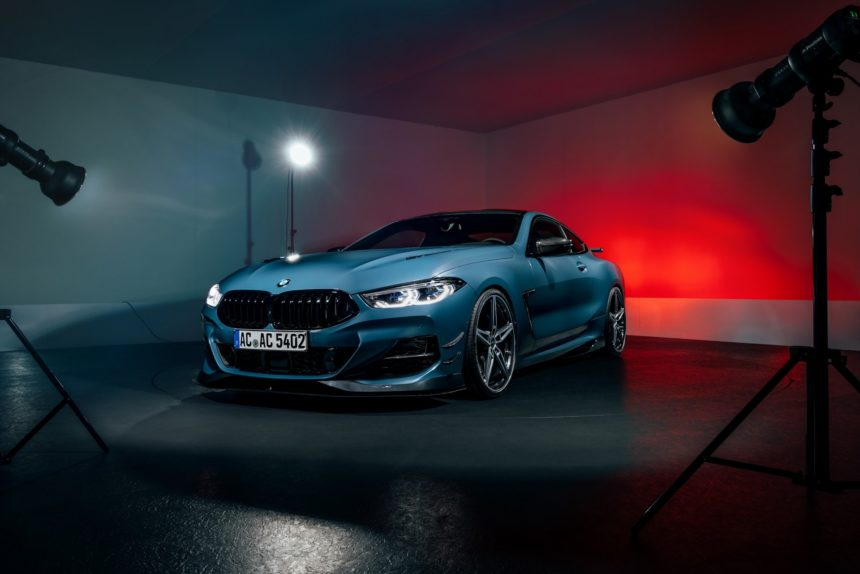 BMW 8series Coupe od AC Schnitzer