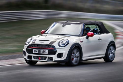 Mini JCW wraca na salony w 2019!