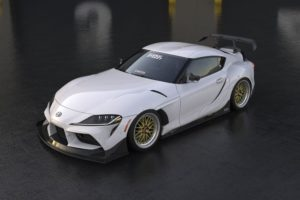 Toyota Supra GR A90 by Evasive Motorsports (EVS Tuning)